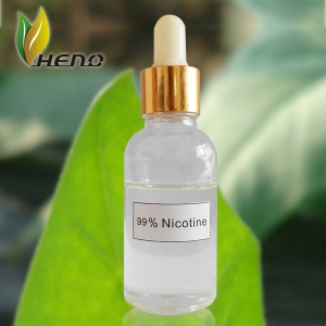 Professional export Standard  high purity 999mg/ml nicotine company Manufacturers
